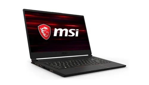 MSI GS65 Stealth laptop