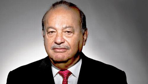 Carlos Slim business tycoon