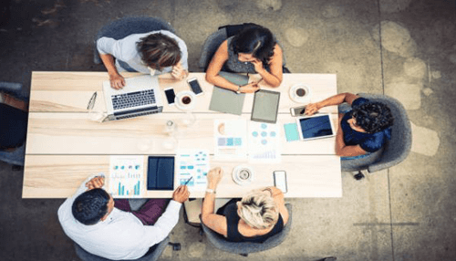 Benefits of team collaboration