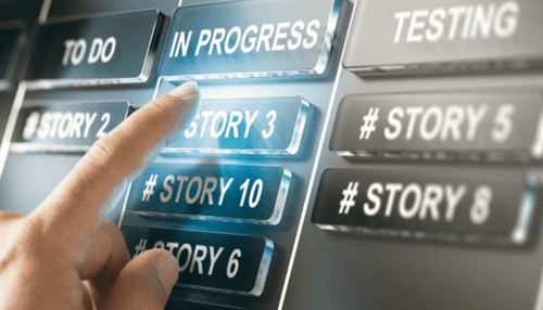 user stories in agile