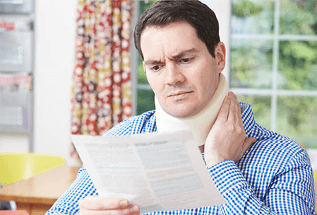 Key reasons why whiplash claims are rejected