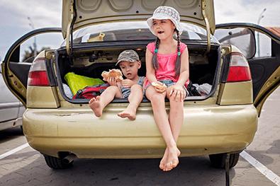 freedom car camping