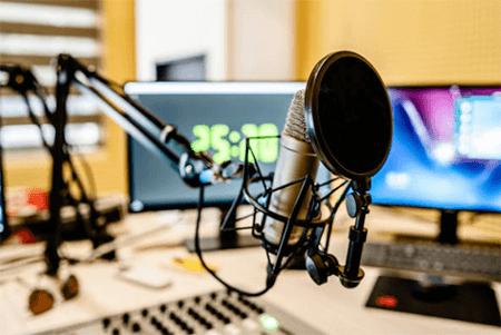 Quality recording equipment
