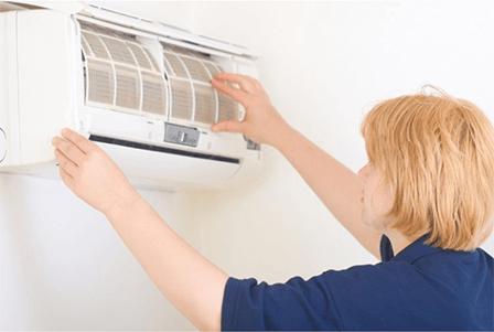 Changing AC Filter