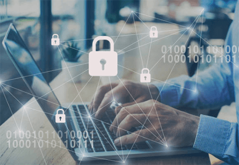 blockchain is more safe and secure