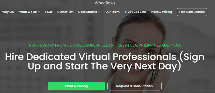 Best Virtual Assistant Company of 2021-WoodBows