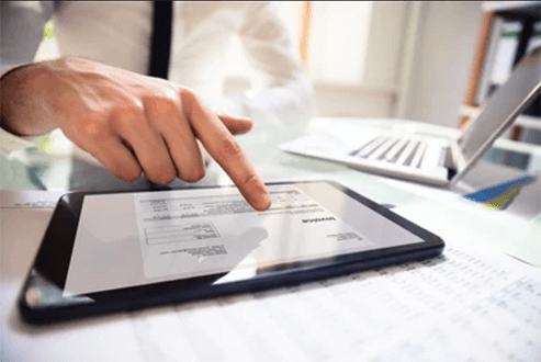 How debt collection software works