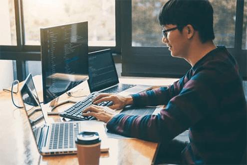 start a coding business