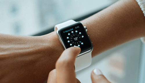 Stay connected with an Apple Watch