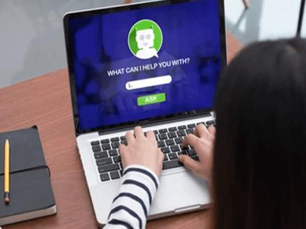 Customer service chatbots social media marketing