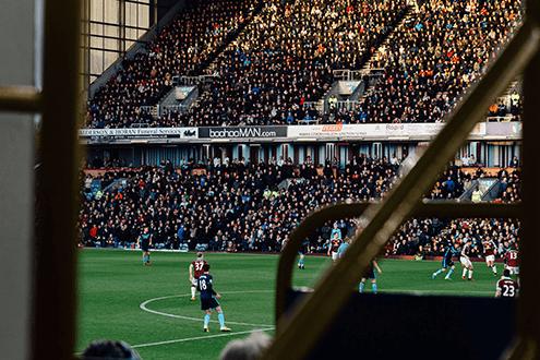owning a Championship club