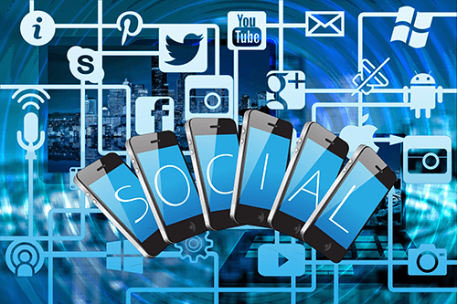 Creative Ways to Gain New Customers for Your Online Business-social media