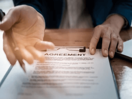 Preparing Customer Agreements Starting A New Business