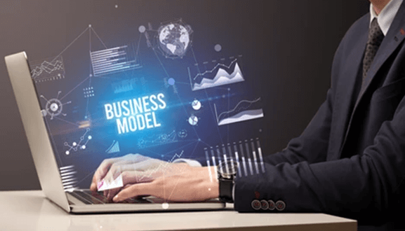 What is a business model Digital business model
