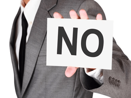 Know to say no Project Management Hacks
