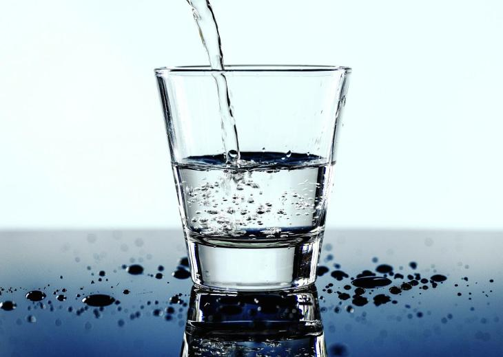 Glass of water | What Is Oxygenated Water?