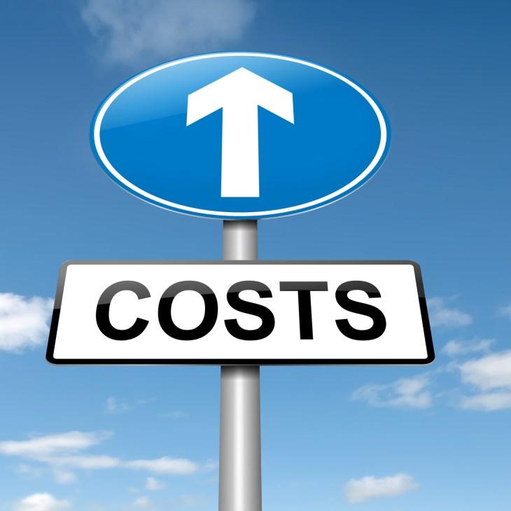 Kangen's costs