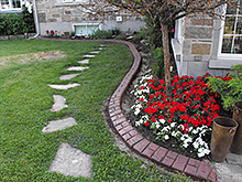 faq's landscape curbing equipment