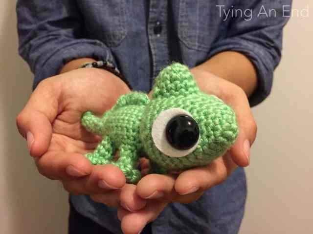 Pascal, en amigurumi!!! | Handcraft, Crocheted item, Amigurumi | 479x640
