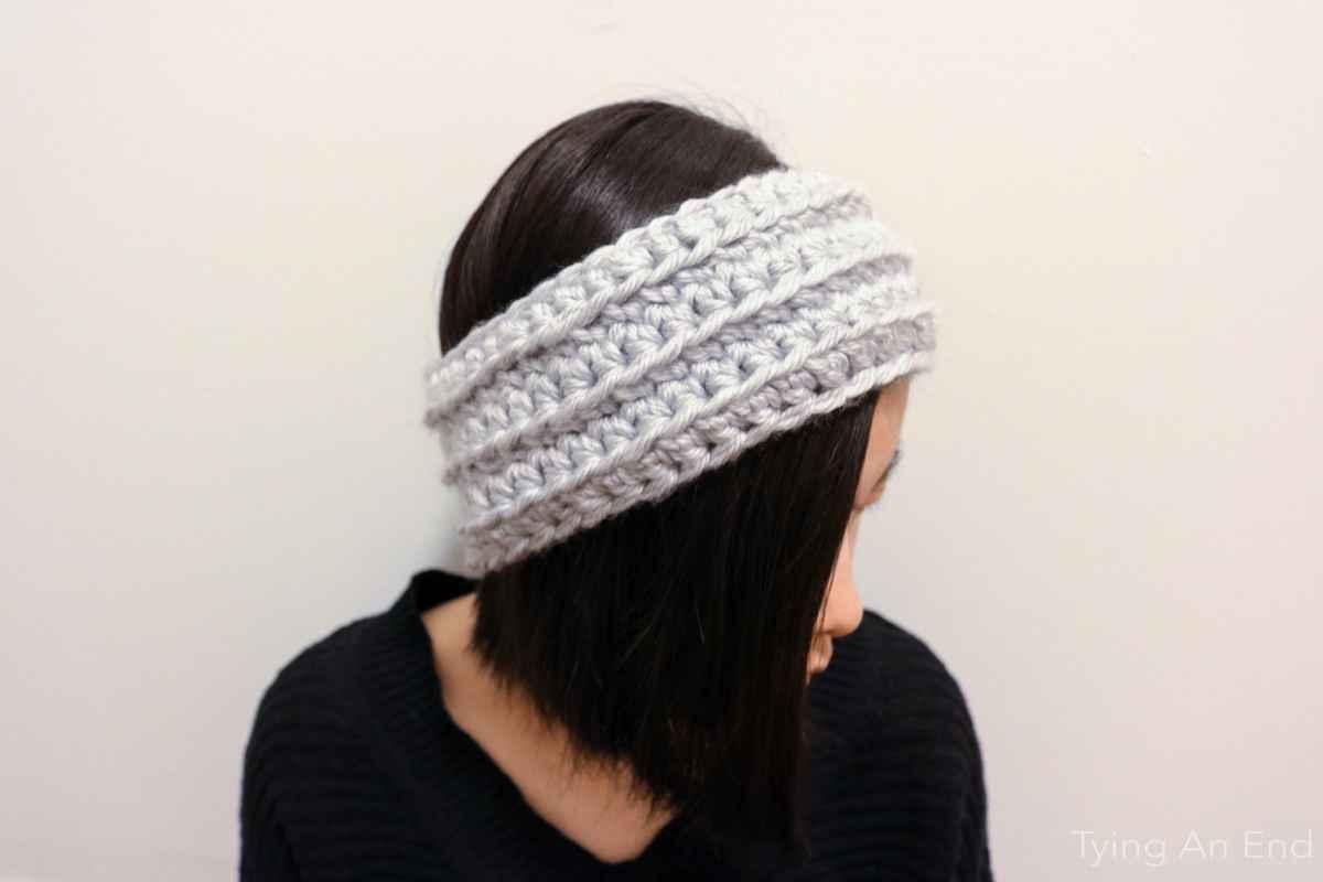 Eve Crochet Headband