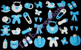 baby novelties for a christening