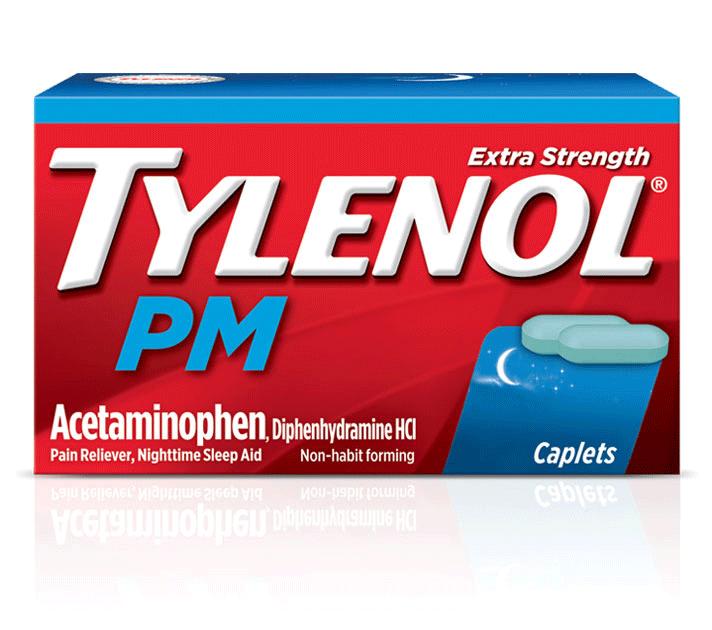 TYLENOL® PM Extra Strength | TYLENOL®