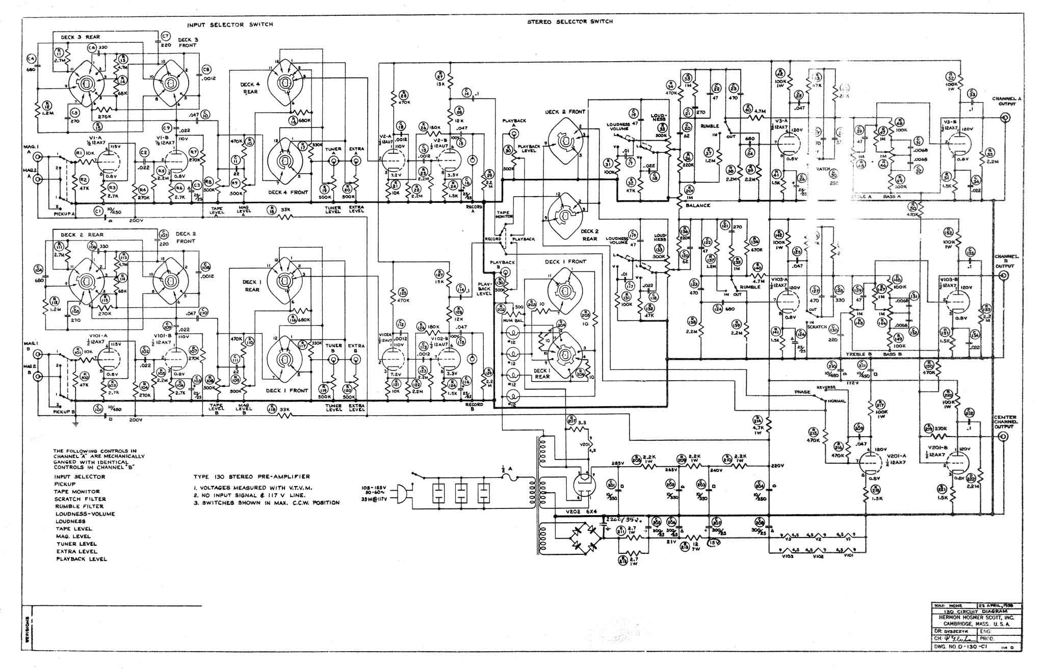 P1981068 สังคมเครื่องเสียงกำลังวิจัยแอมป์หลอดตัวนี้อยู่
