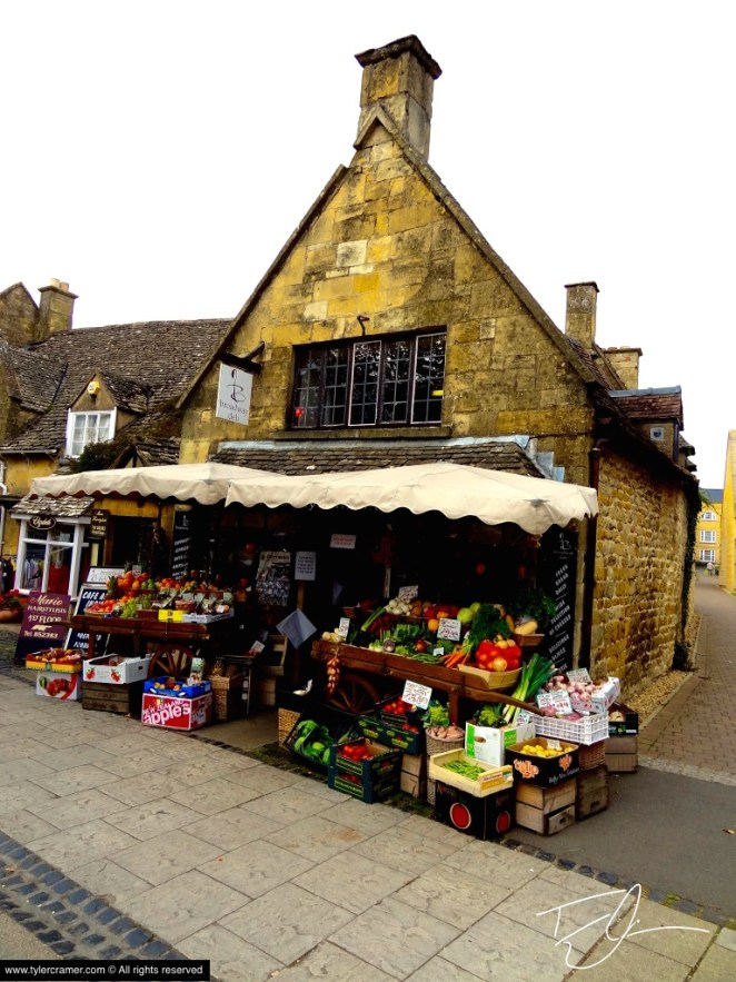 Cotswolds English Market