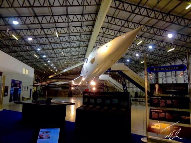 Concorde Scotland