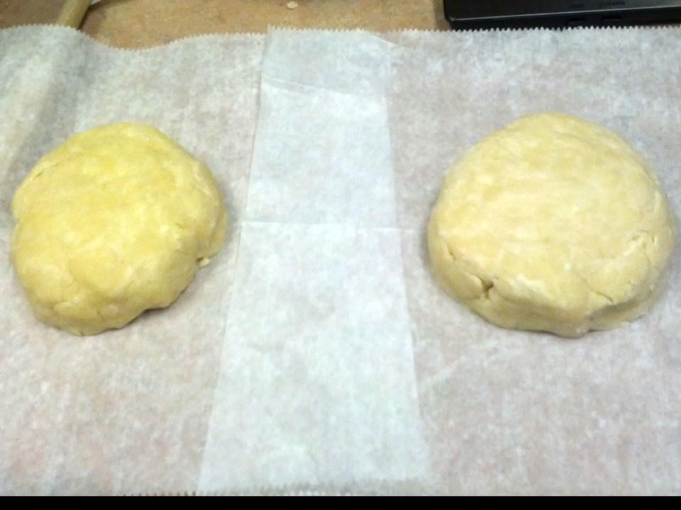 Pie Crust - Pate Brisee