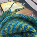 Mariana by Susanna Kearsley and My Celtic Shawl