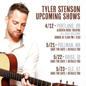 Tyler on Tour