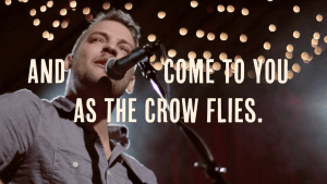 Tyler Stenson as the Crow Flies lyric video
