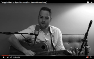 Maggie May cover song by Tyler Stenson