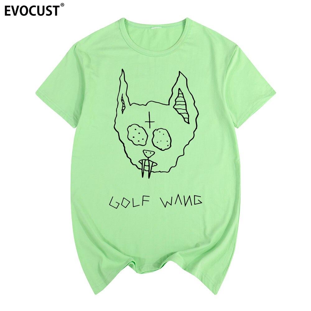 Golfed Wang Tyler The Creator Ofwgkta Print T-shirt