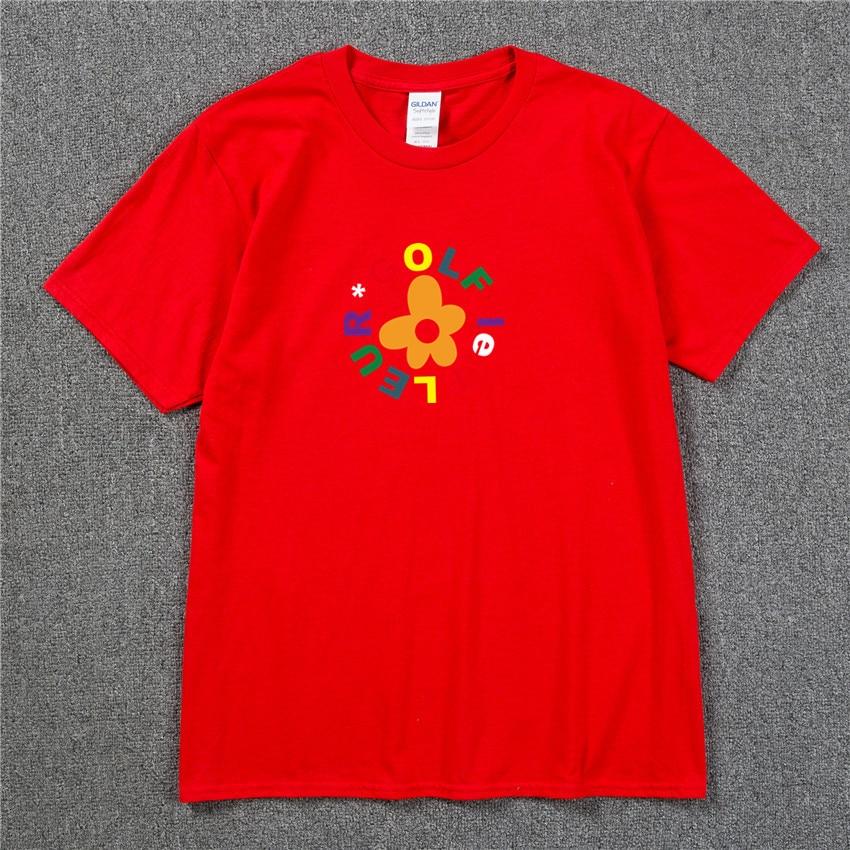Golf Wang Le Fleur Flower T-shirt