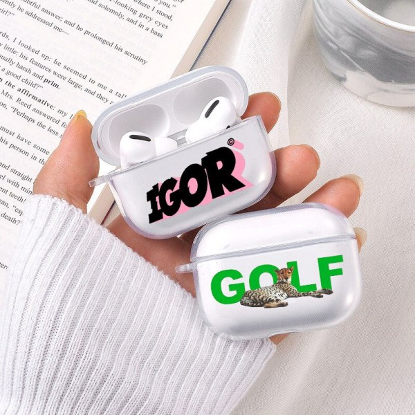 Tyler The Creator Golf Igor Bees Case For Apple Airpods Case