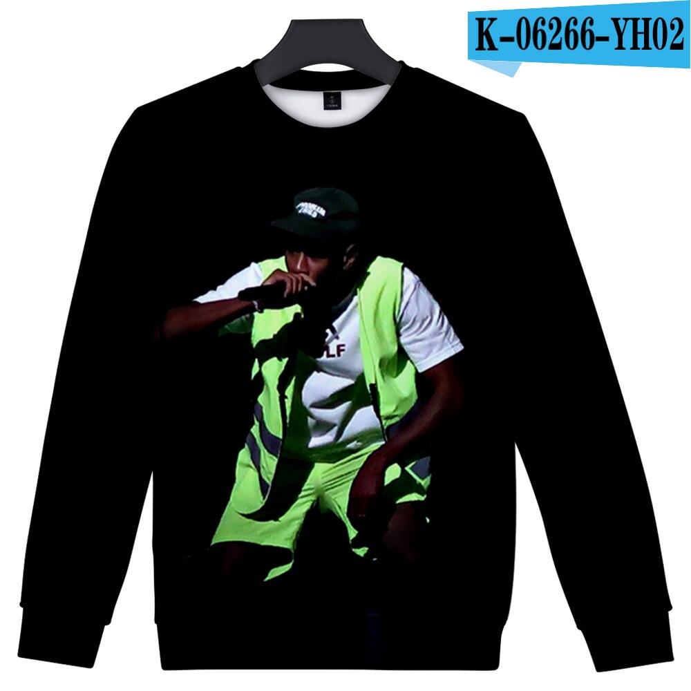 Tyler The Creator Sweatshirt Unisex Streetwear