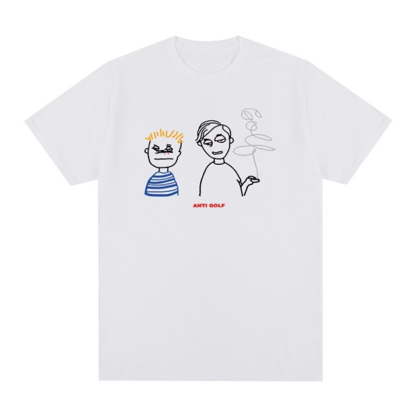 Golf Wang Tyler The Creator Rapper T-shirt