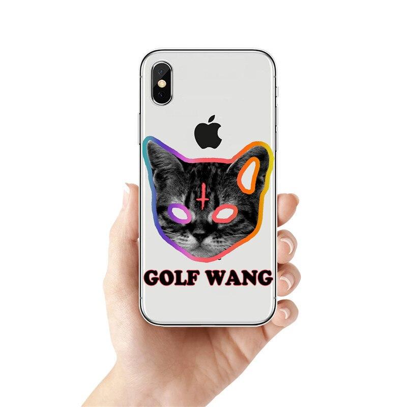 GOLF Tyler The Creator OFWGKTA Odd Future Phone Cases