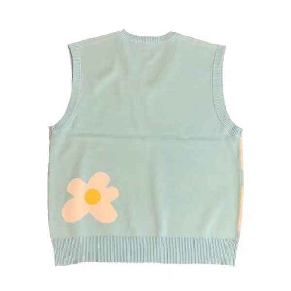 Flower Le Fleur Tyler The Creator Knit Casual Sweater