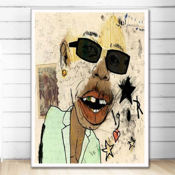 Posters and Prints Tyler The Creator Igor Poster