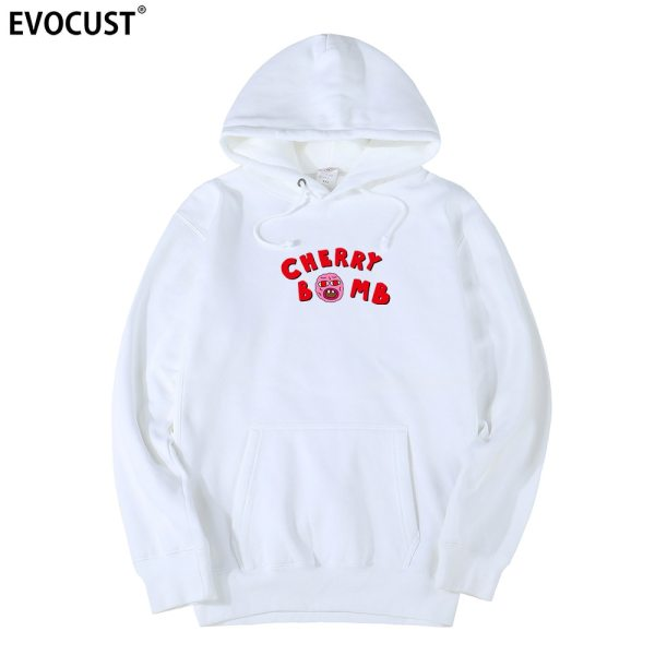 Tyler The Creator Cherry Bomb Golf Wang Hoodie