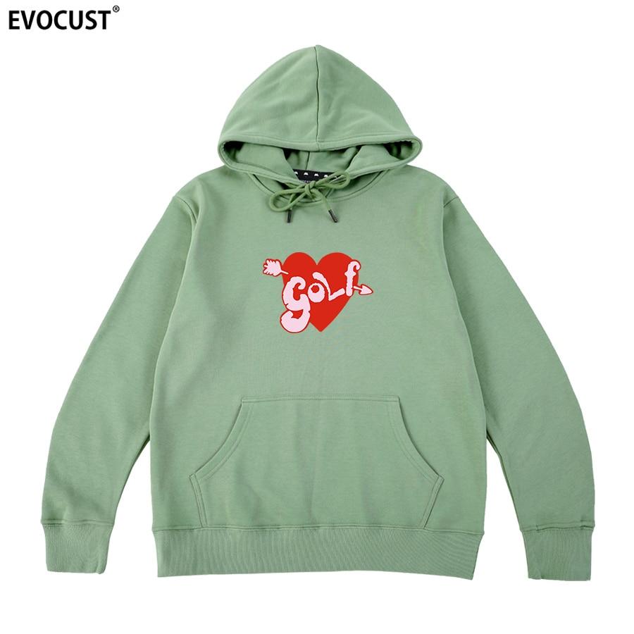 Golf Wang Heart Flower Le Fleur Logo Hoodie