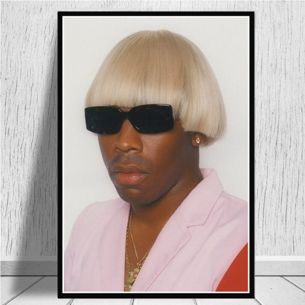 Tyler The Creator Igor 2019 Art Canvas Wall Painting