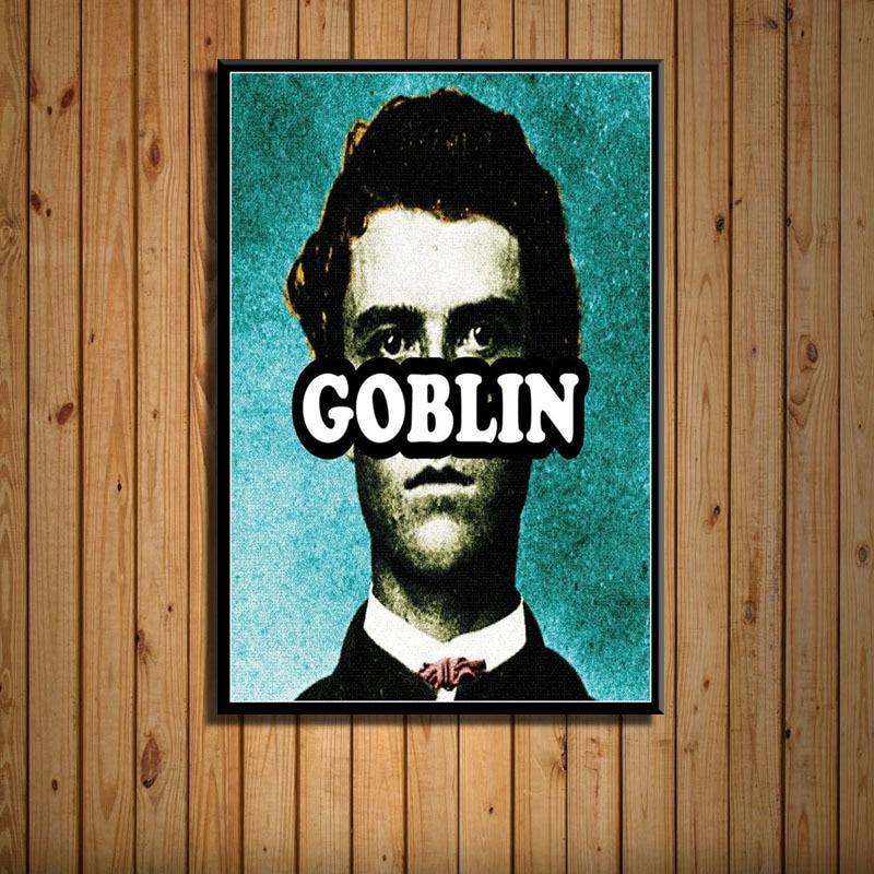Tyler The Creator Poster Prints Art Canvas