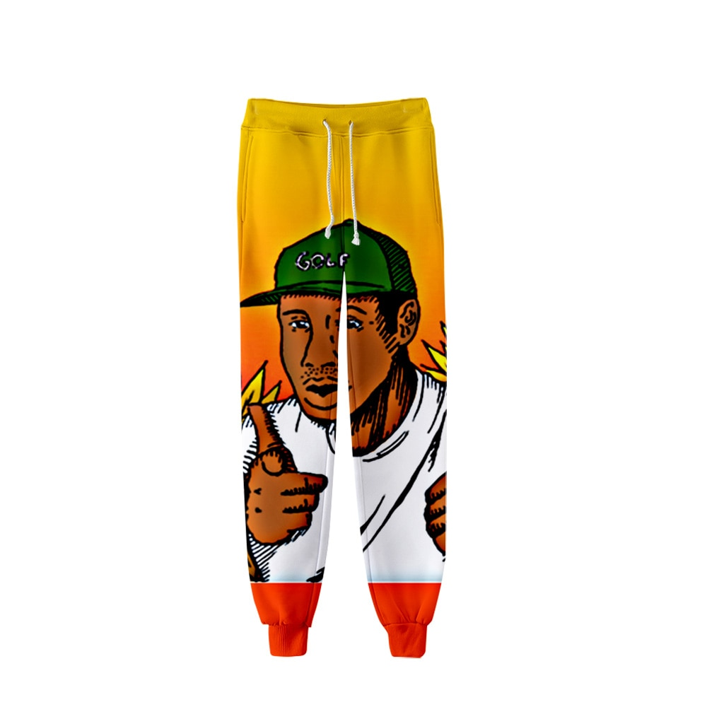 Tyler The Creator 3D Trousers