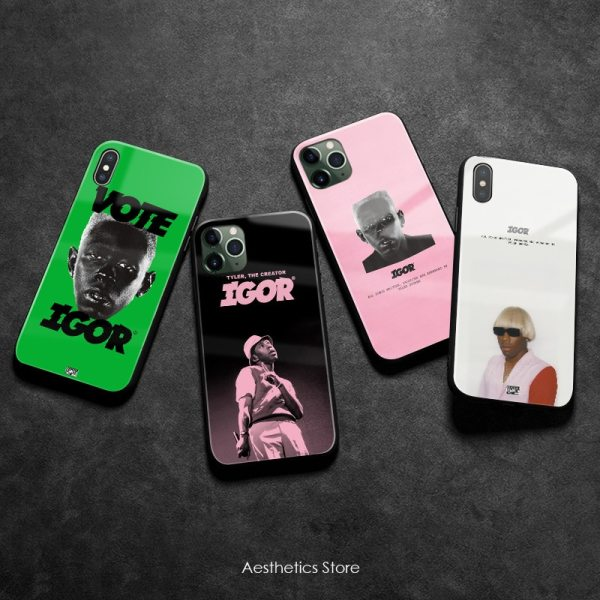 Tyler The Creator Igor Rapper Phone Case