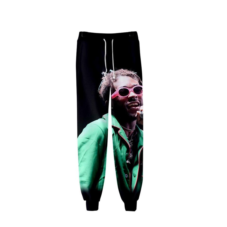 Tyler The Creator Sweatpants Golf Fire Flame