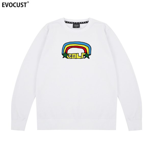 Golf Wang Rainbow Sweatshirt